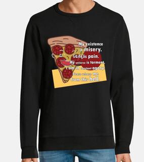 pizza de miseria