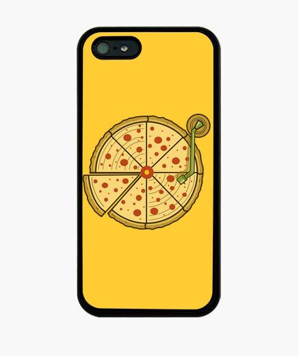 Funda iPhone pizza de vinilo