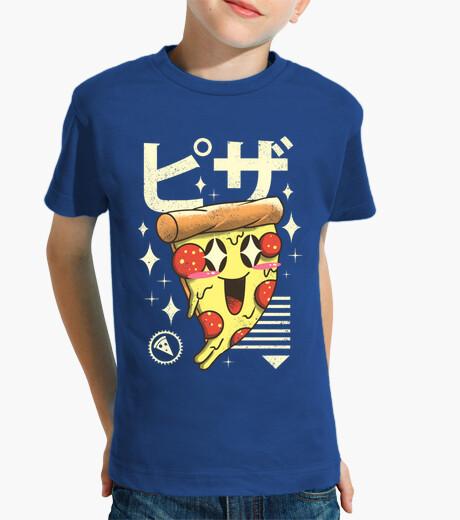 Ropa infantil pizza kawaii
