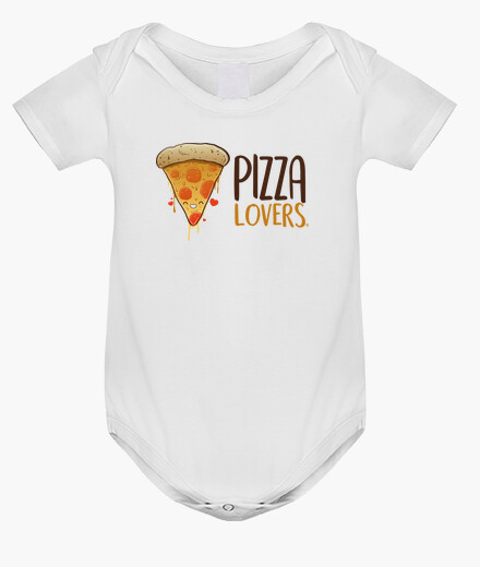 Ropa infantil Pizza Lovers