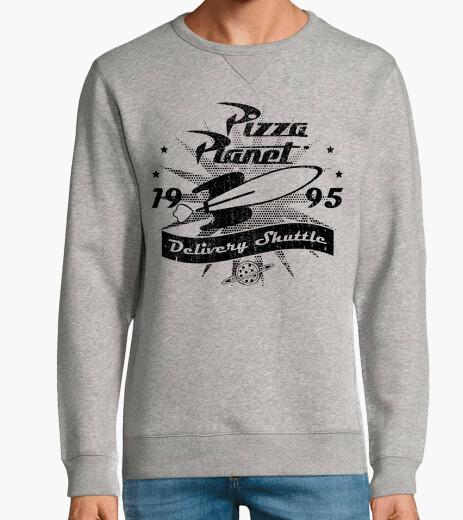 Felpa pizza planet