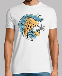 Pizza Surfen