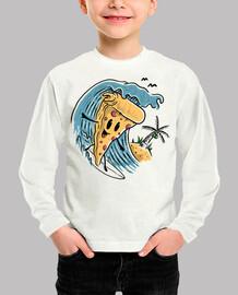 Pizza Surfing