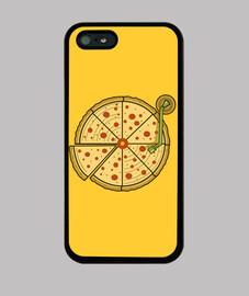 pizza vinyl