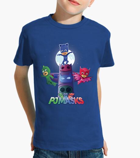 Pjmasks kids clothes