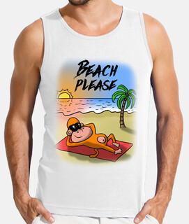 plage s'il vous plaît