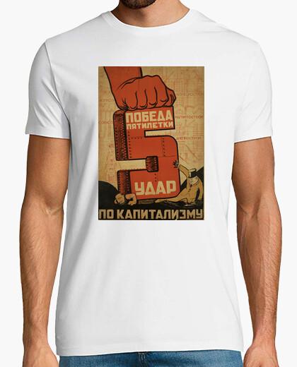 Camiseta Plan quinquenal