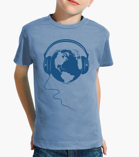 Ropa infantil Planet audio