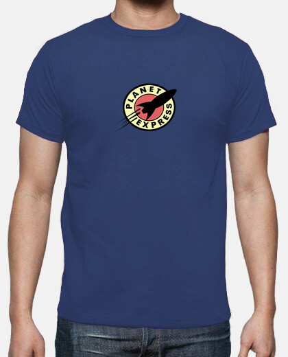 Camisetas Planet Express - Friki