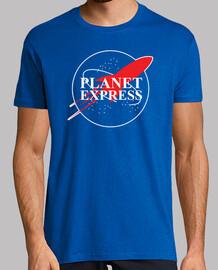 Planet Express Nasa