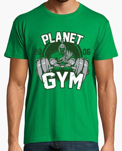 Camiseta Planet Gym