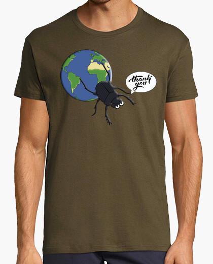 Camiseta Planeta Basura Thank You