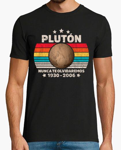 Camiseta Planeta Plutón