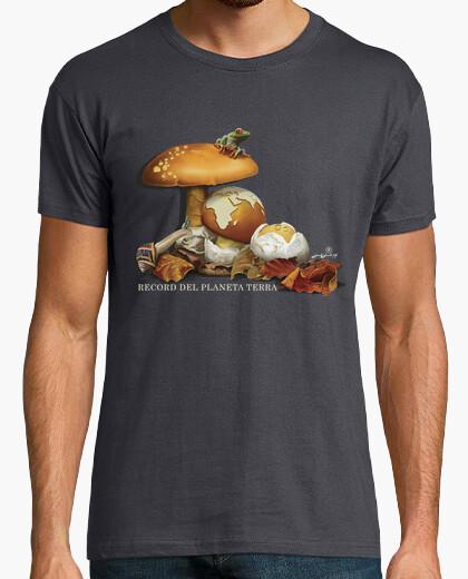 Camiseta Planeta Tierra - Setas