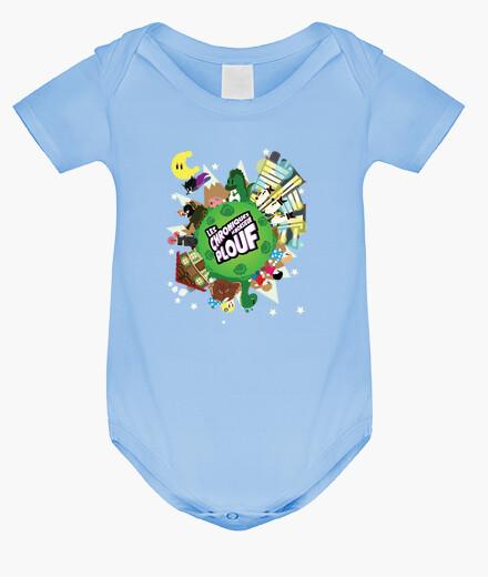 Vêtements enfant Planète Plouf par Mr. Tony - BODY Bébé