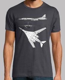 Plano Avion Caza / Combate