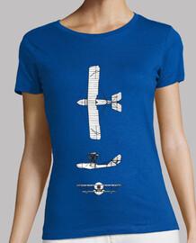 Plano Avioneta Retro / Vintage