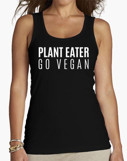 Camiseta Plant eater Go Vegan