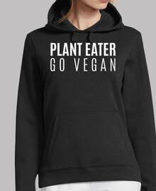Plant eater Go Vegan
