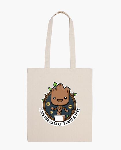 Plant Groot bag