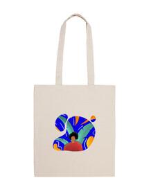 Plantas Tropical - Bolsa