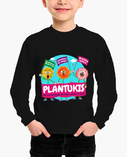 Ropa infantil Plantukis18
