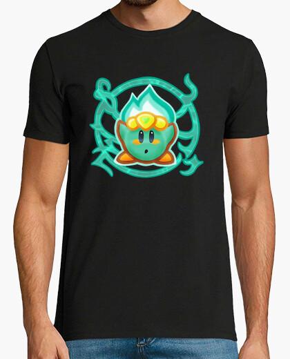 Camiseta plasma kirby