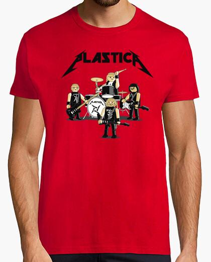 Camiseta Plastica