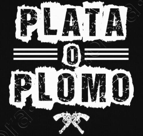 T-shirt plata o plomo - 1173096   Tostadora.it