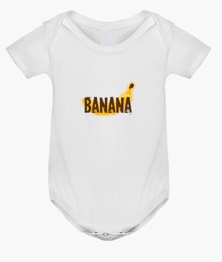 Ropa infantil plátano