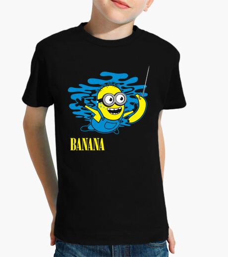 Ropa infantil plátano nirvana