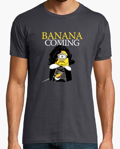 Camiseta plátano se acerca!