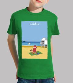 Playa de la Caleta by Calvichis