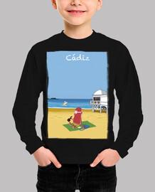 Playa de la Caleta by Calvichi's