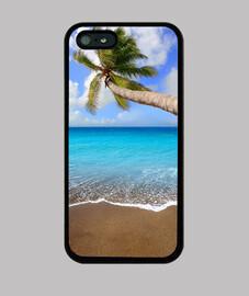 Playa en Islas Canarias