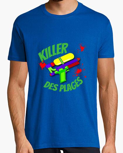 Camiseta playas asesinas
