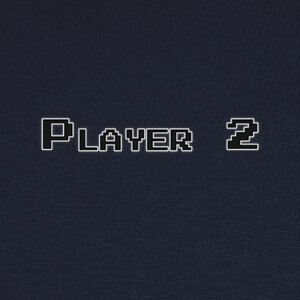 Camisetas Player 2