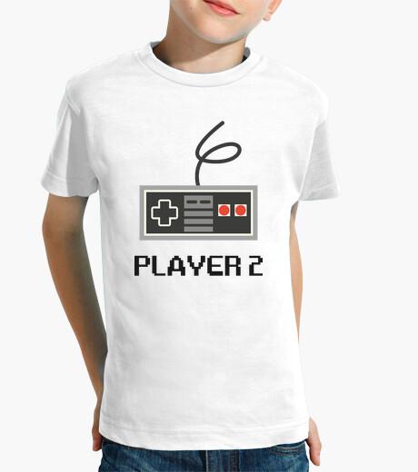 Ropa infantil Player 2, Niño Gaming