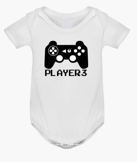 Ropa infantil Player 3