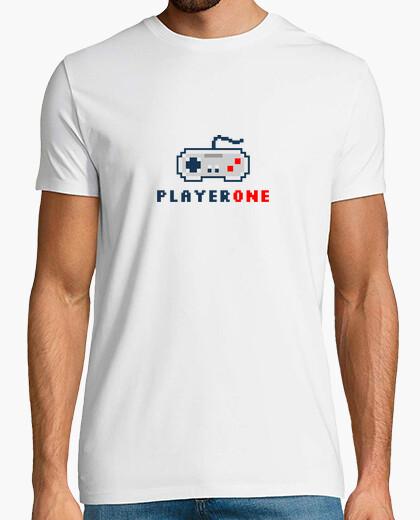 Camiseta Player one