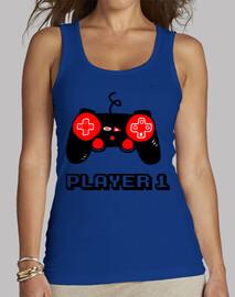 Player one,geek,gaming,gamern,nerd