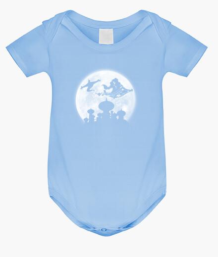 Vêtements enfant pleine lune sur agrabah