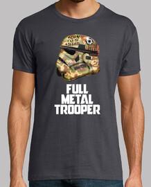 pleine trooper métallique