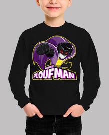 ploufman by quynzel - camiseta para niños