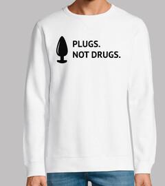 Plugs, not drugs