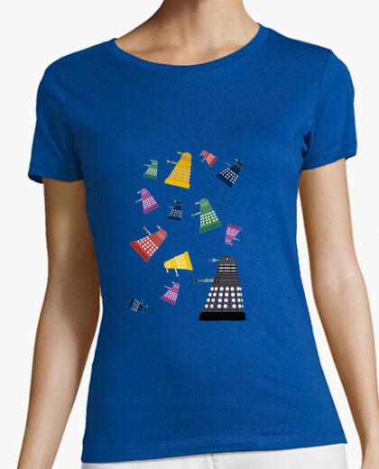 Tee-shirt pluies dalek