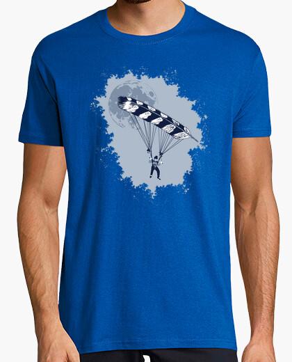 Camiseta Plumacaídas