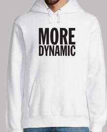 plus dynamique