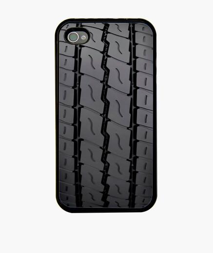 Coque iPhone pneu téléphone