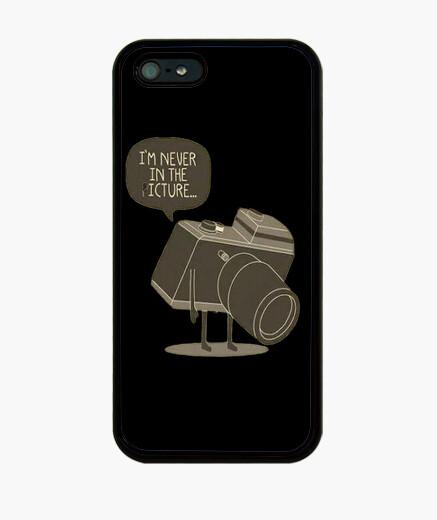 Funda iPhone Pobre cámara funda